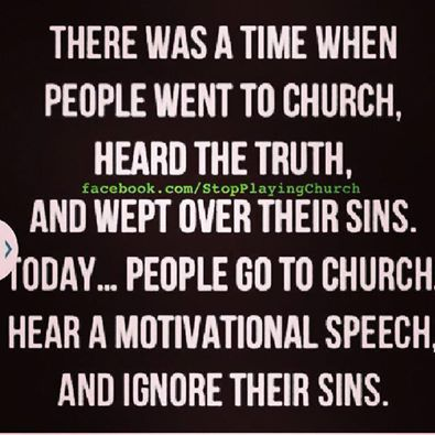 weep over sins