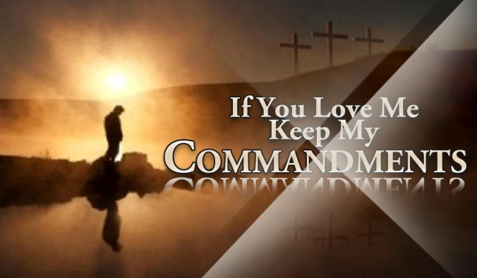 love-god commandments