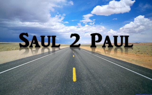 Saul-2-Paul